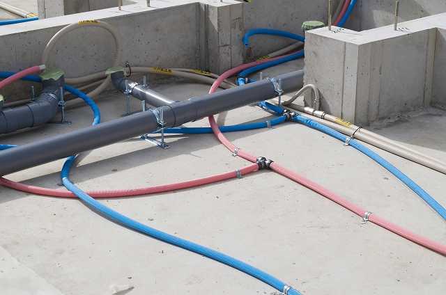 中古マンション 給排水管